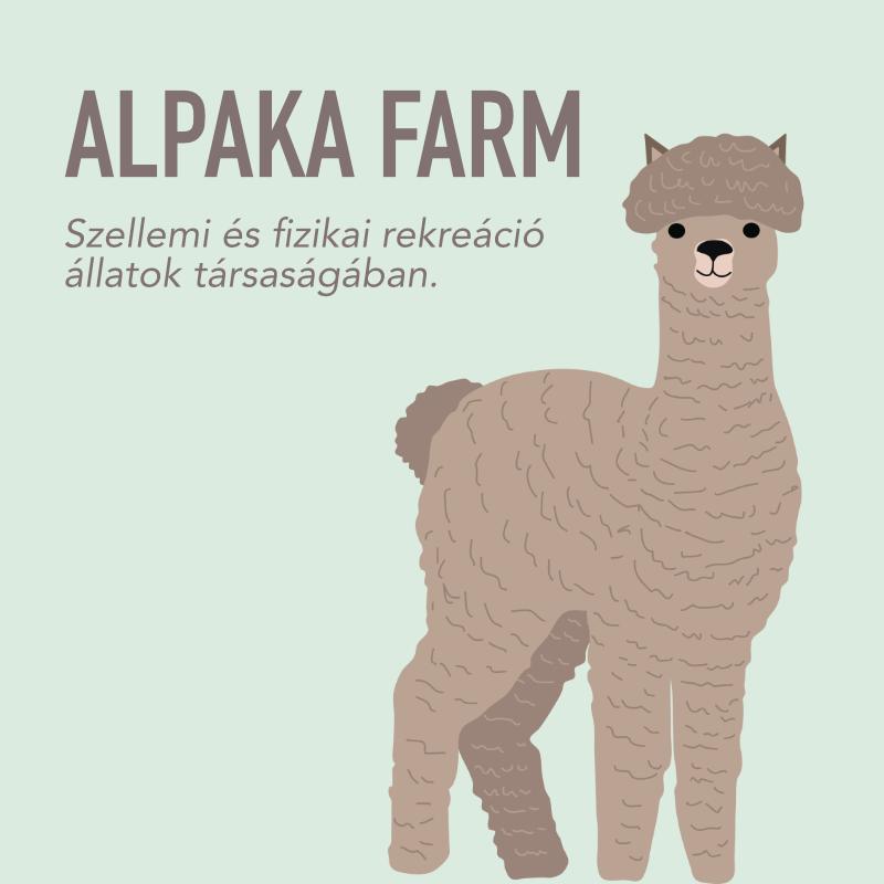 Alpaka farm | Égikert